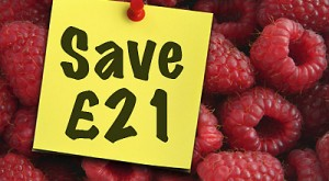 Buy 3 sessions now – and save £21!