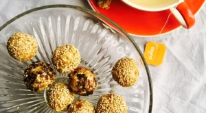 Post-workout or mid-afternoon these no-cook protein balls are a perfect energy booster. Dried apricots and tahini are rich in calcium making these a great snack for those avoiding dairy. Your...